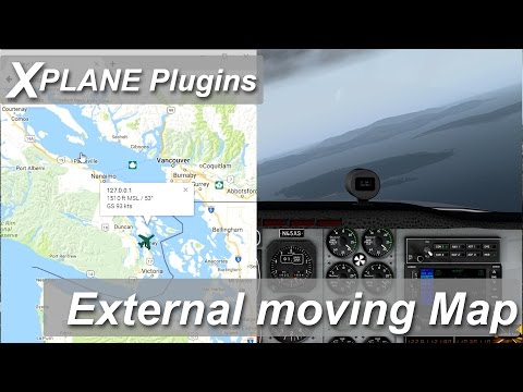 in game world map available? :: X-Plane 11 General Discussions