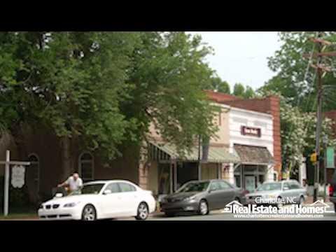 Video Davidson, North Carolina Real Estate