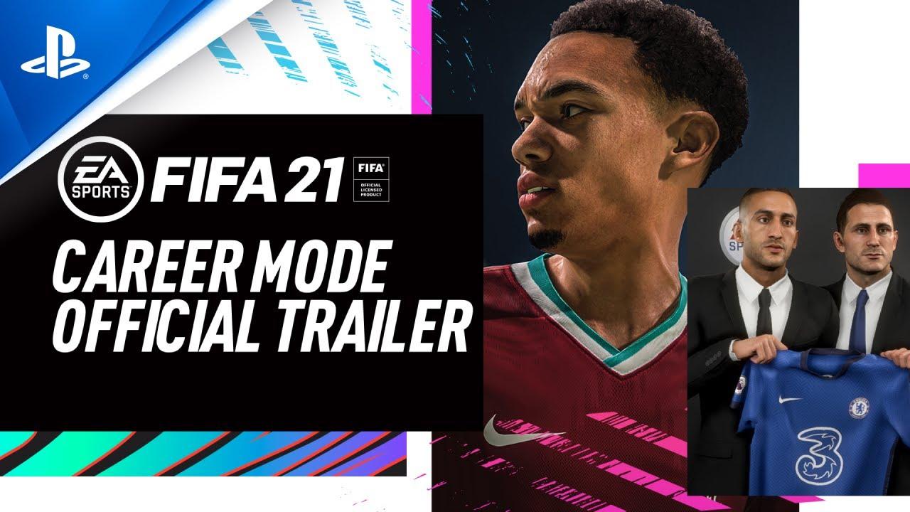 5 изменений в режиме «Карьера» в FIFA 21, делающих игру лучше
