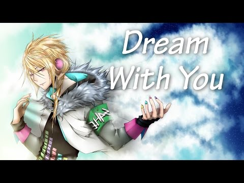 【YOHIOloid English】 Dream With You 【Original Vocaloid Song】