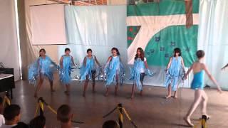 Lohana Dançando Planeta Agua Na Echola