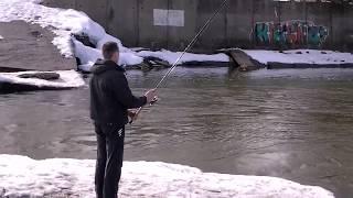Рыбалка на реке чепца в районе п кордяга