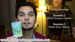 Pisces Weekly October 31 November 6 2016 Oracle Astrology