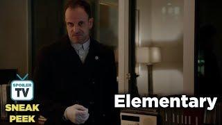 """Sneak peek 1 6.13 """"Elementary"""" - CBS"""
