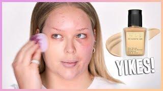 YIKES! The Most Boring 68$ Foundation EVER?? | NikkieTutorials
