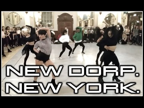 New Dorp. New York. at Urdang Academy London – @brianfriedman Choreography
