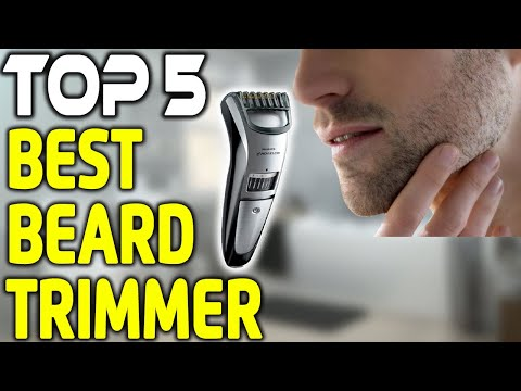 Best Beard Trimmer in 2018 |Top 5 Beard Trimmer Reviews