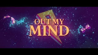 Tritonal   Out My Mind Ft. Riley Clemmons [Lyric Video]