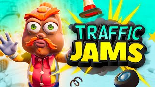 I played a game directing traffic and caused chaos
