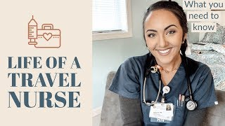 TRAVEL NURSING: What you ACTUALLY need to know!