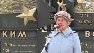Выставка оружия времен Великой Отечественной войны и литературный марафон