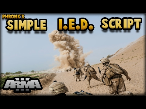 SCRIPT] Simple I E D  Script :: armaPhronk