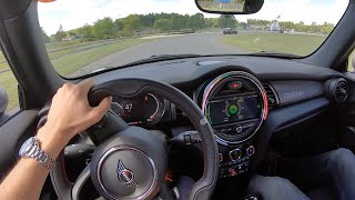 [WR Magazine] 2021 Mini John Cooper Works GP - POV Track Test (Waterford Hills)