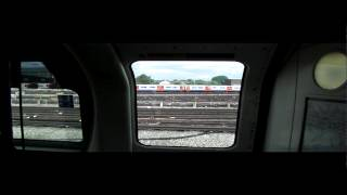 preview picture of video 'London Underground 1967 Tube Stock Farewell Railtour #4 - Travelling to Northumberland Park Depot 3'