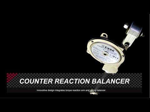 Counter Reaction Balancer-Torque Tube