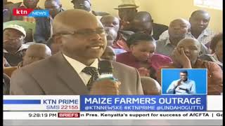 Hungry Maize farmers want better prices from the NCPB