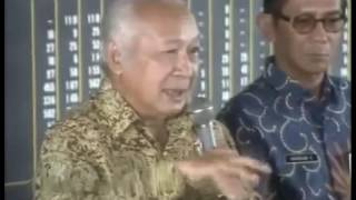 Suharto Bicara Tentang G30S 1965