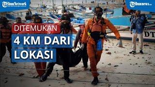 Hilang di Pantai Pangumbahan, Jasad Wisatawan Tangerang Ditemukan 4 Km dari Lokasi Kejadian