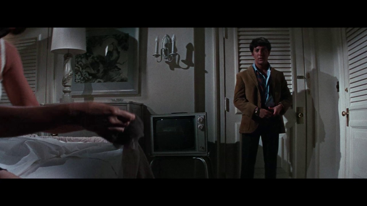 The Graduate 50th Anniversary - Hotel Room Clip