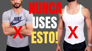 7 Camisas Que Hombres Nunca Deben Usar