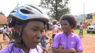 preview picture of video 'Kampala Cycling'