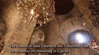 preview picture of video 'Saint Lazarus Church - Cyprus Larnaca [HD]'