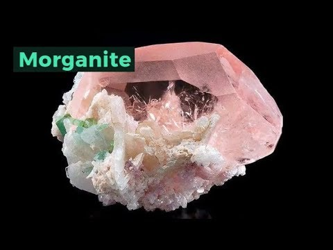 What is Morganite Stone   Meaning   Characteristics & Benefits of Wearing