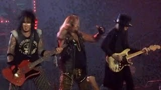 Motley Crue - Dr. Feelgood - Live on The Final Tour 10/22/14 Greensboro NC