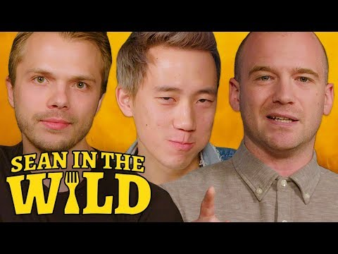 Sean Evans Tries Some of NYC's Most Expensive Steaks with the Worth It Guys | Sean in the Wild