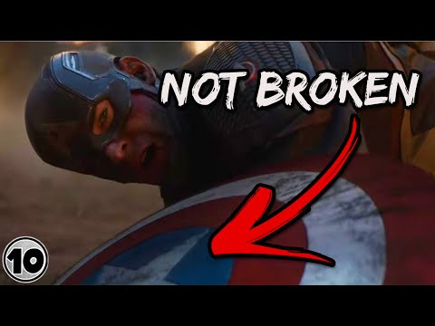 Top 10 Marvel Trailers That Lied To Us