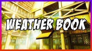 Skyrim Weather Book Mod    1080p    HD