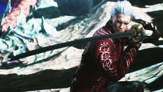 Dante short white jacket - SDT recolor - Vergil's red coat and SDT