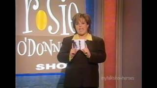 Donna Lewis performing live on The Rosie O'Donnell show (1996)