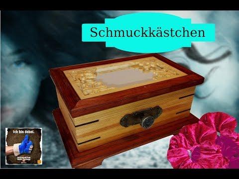 Schmuckkästchen/mein Beitrag zur HolzwurmTom Herbst Challenge 2017