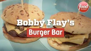 Bobby Flays Burger Bar | Hamburguesa Del Estado De Washington
