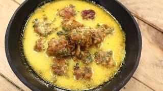 Punjabi Pakora Kadhi | Simple Vegetarian Khana With Chef Saurabh | Sanjeev Kapoor Khazana