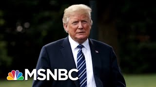 Jeremy Peters: Trump Schedule Leak Shows WH Staff Don't Think Much Of Him | The 11th Hour | MSNBC