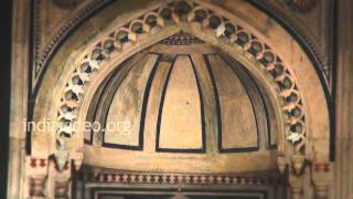 Qila Kuhna Masjid inside Purana Qila