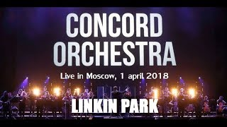 "Concord Orchestra - Linkin Park ""Numb"""