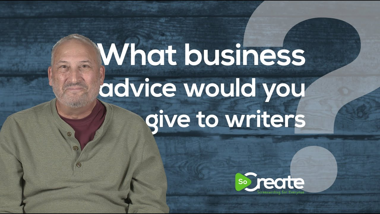 Veteran TV Writer Ross Brown Gives Screenwriters This Free Business Advice