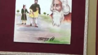 preview picture of video 'Siliguri Durga Puja 2010 - Amtala Yuba Samiti - Sarbojonin'