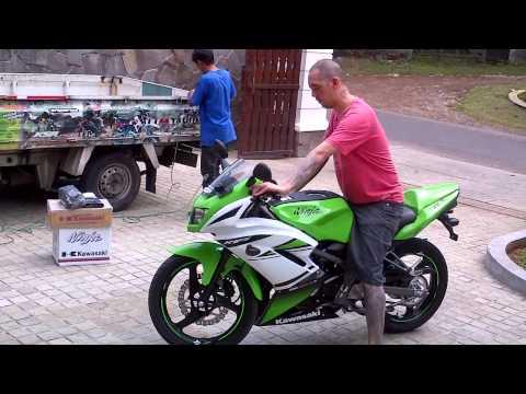 Kawasaki Ninja RR SE 150 2014 new
