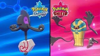 Runerigus  - (Pokémon) - Pokemon Sword & Shield - How to evolve Unova Yamask into Cofagrigus