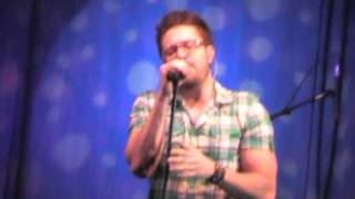 Danny Gokey - It's Only - North Star Casino May 14, 2011