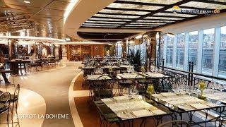 MSC Seaside: Restaurants & Bars