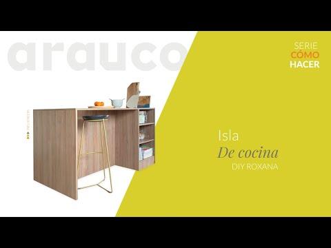 SERIE CÓMO HACER con Roxana Castillo: Isla de Cocina