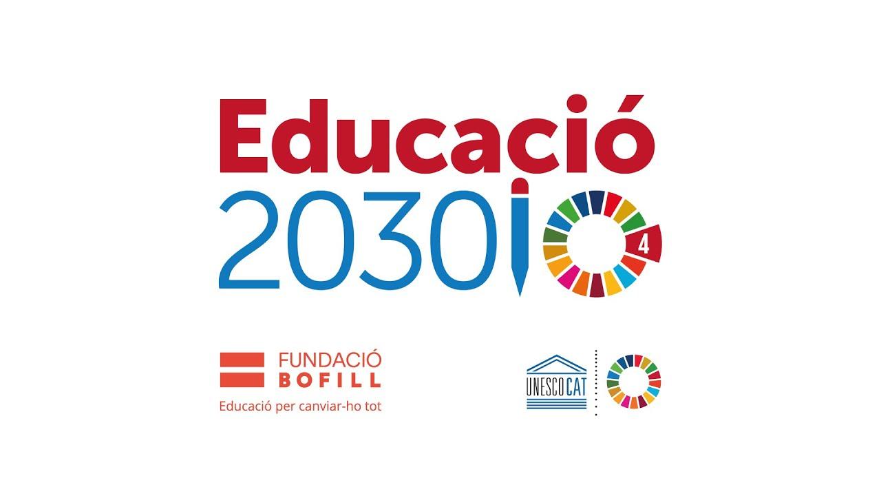 La Fundació Bofill i Unescocat demanen un pla a deu anys per actualitzar el sistema educatiu