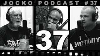 Jocko Podcast 37 w/ Vietnam Vet Navy SEAL Roger Hayden | War Stories