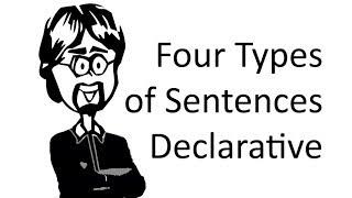 Declarative Sentences: Four Functional Sentence Types