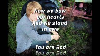 "Aaron Gillespie ""We Were Made For You"" (Official Lyric Slide)"